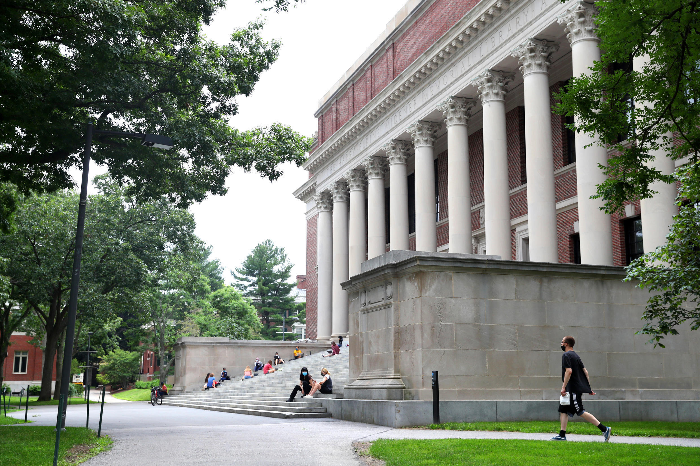 campus havard usa