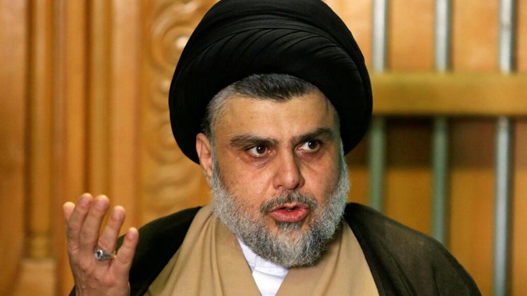 رجل الدين العراقي مقتدى الصدر