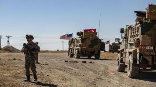 دوريات أمريكية سورية مشتركة
