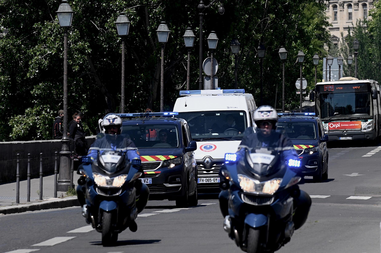 اعتقال كابوغا في ضاحية باريسية