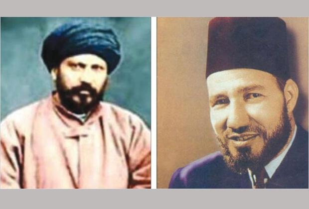 حسن البنا وجمال الدين الأفغاني