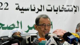رئيس اللجنة الوطنية الانتخابية المستقلة في موريتانيا