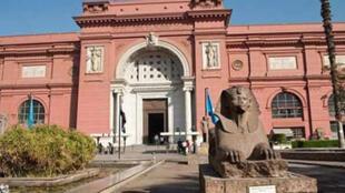 المتحف المصري في القاهرة (تصوير مستجاب عبد الله، مونت كارلو الدولية)