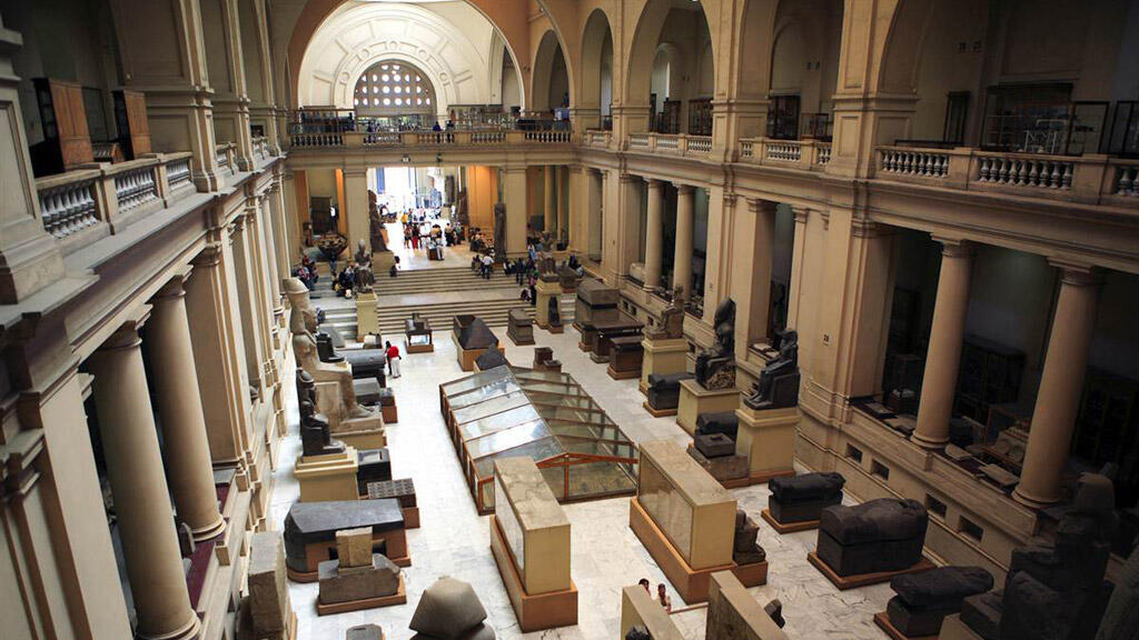 المتحف المصري في القاهرة