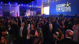 """مهرجان """"الجونة"""" السينمائي"""