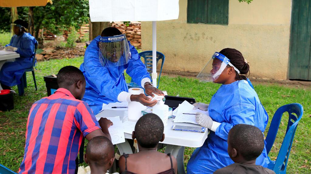 مركز صحي لمكافحة وبلاء لإيبولا في الكونغو الديمقراطية