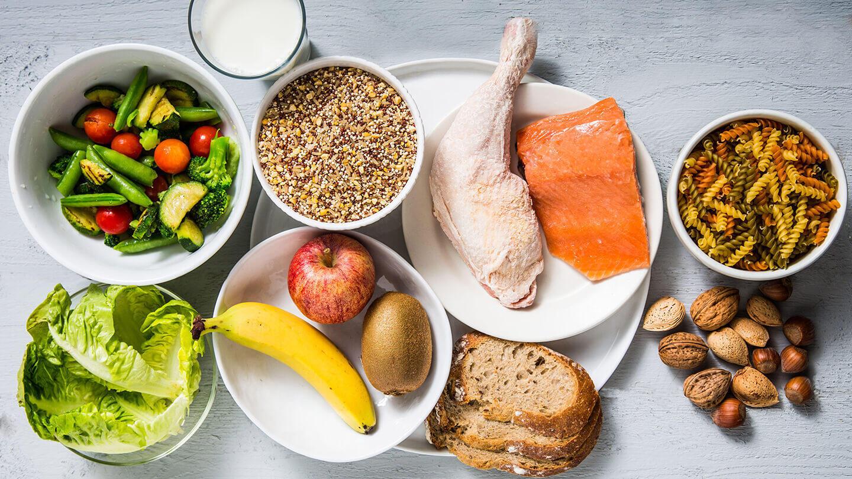علاج الالتهابات عن طريق التغذية