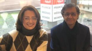 إيمان الحمود مع د.علي محمد زيد