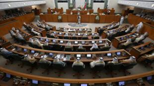 Le parlement au Koweït