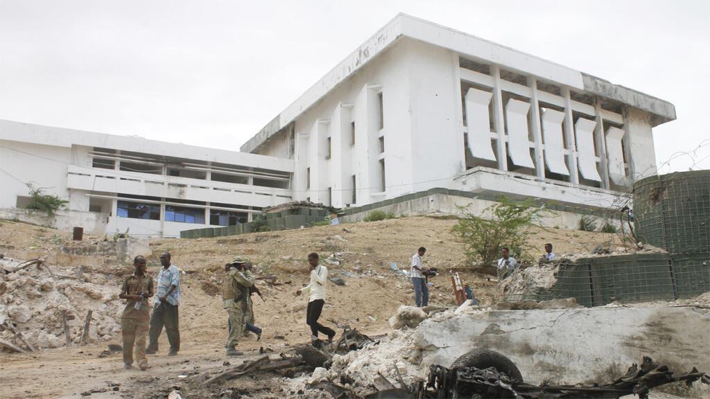 """من فيديو دعائي لحركة """"الشباب"""" الصومالية أيلول/سبتمبر 2009"""