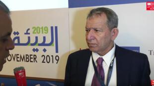 الدكتور محمود الدويري وزير الزراعة الأردني الأسبق