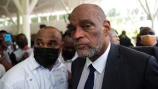 رئيس الوزراء الهايتي الجديد أريال هنري