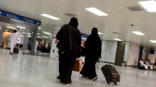 سعوديات مسافرات