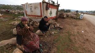 liban refugies syriens