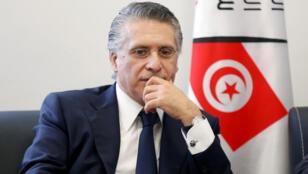 المرشح للانتخابات الرئاسية في تونس نبيل القروي