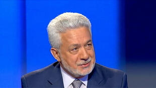 بطرس عساكر سفير الجامعة العربية في باريس