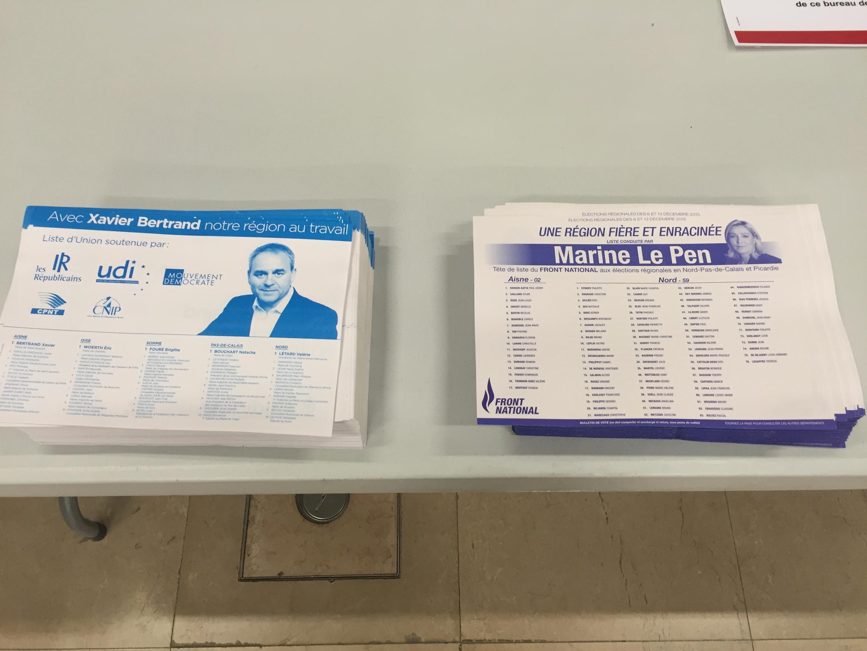 منشورات انتخابية