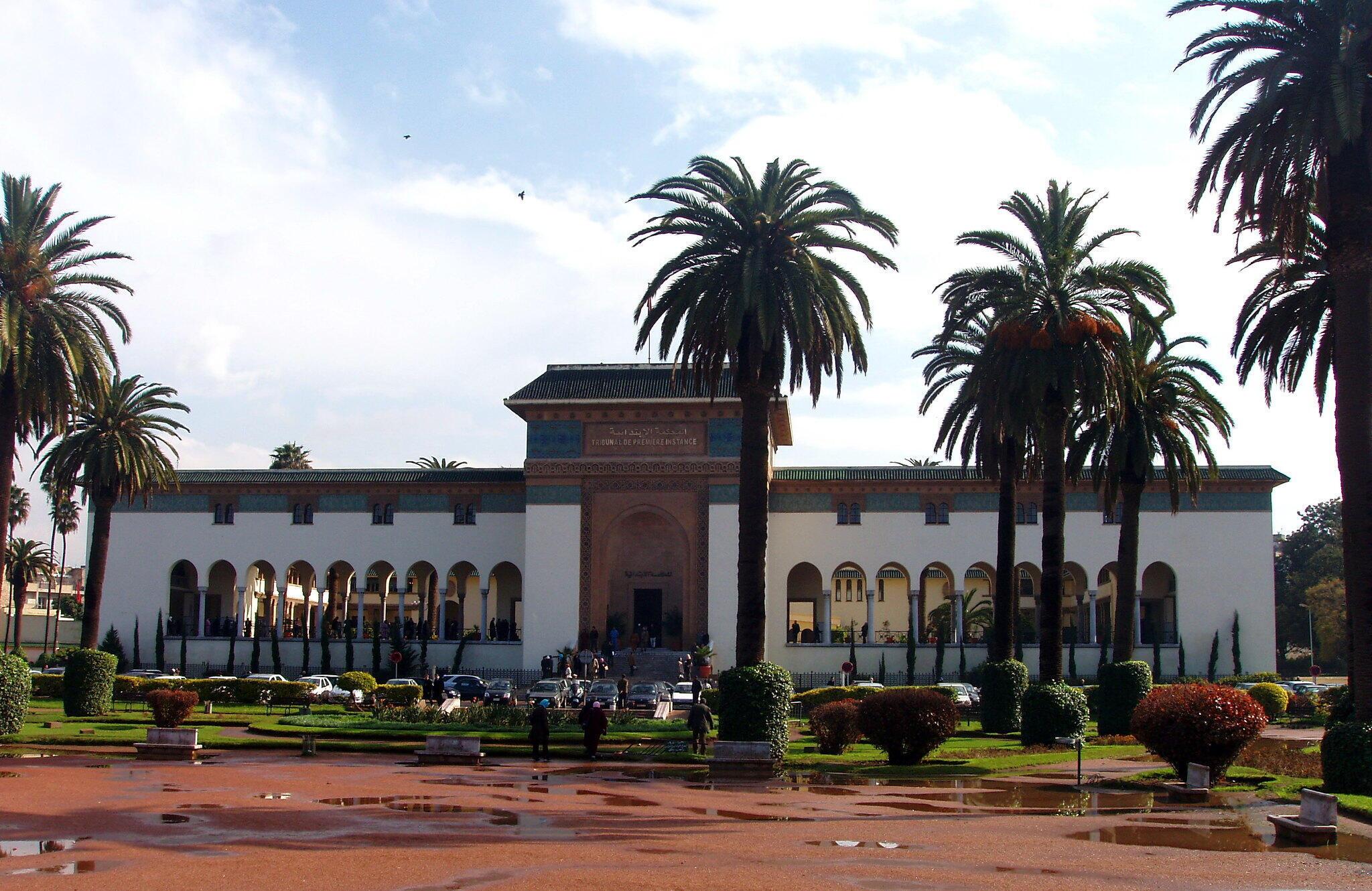 محكمة الاستئناف بالدار البيضاء، في المغرب