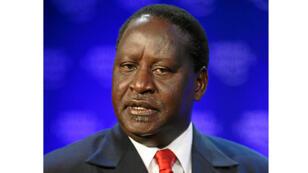 زعيم المعارضة الكينية أودينغا