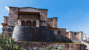 معبد الشمس في البيرو