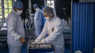 equipe medicale maroc