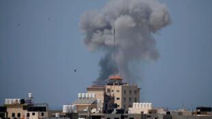 قصف إسرائيل لغزة