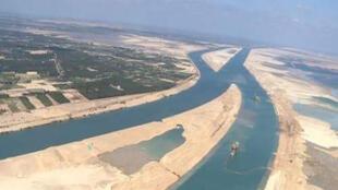 قناة السويس - مصر