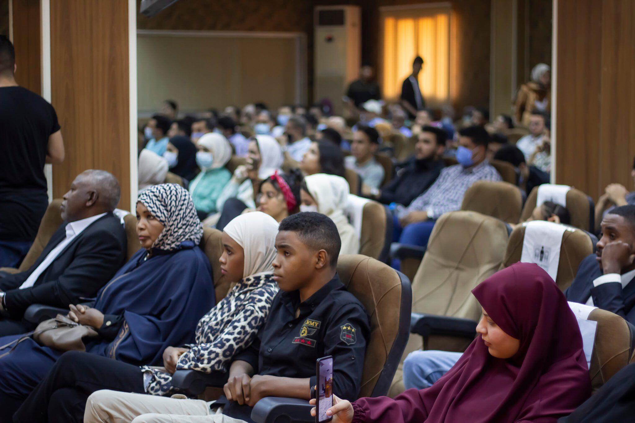 أسبوع براح الثقافي الفني في بنغازي، ليبيا