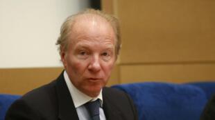 وزير الداخلية الفرنسي السابق بريس أورتوفو