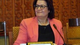سميرة مرعي وزيرة الصحة التونسية سابقا