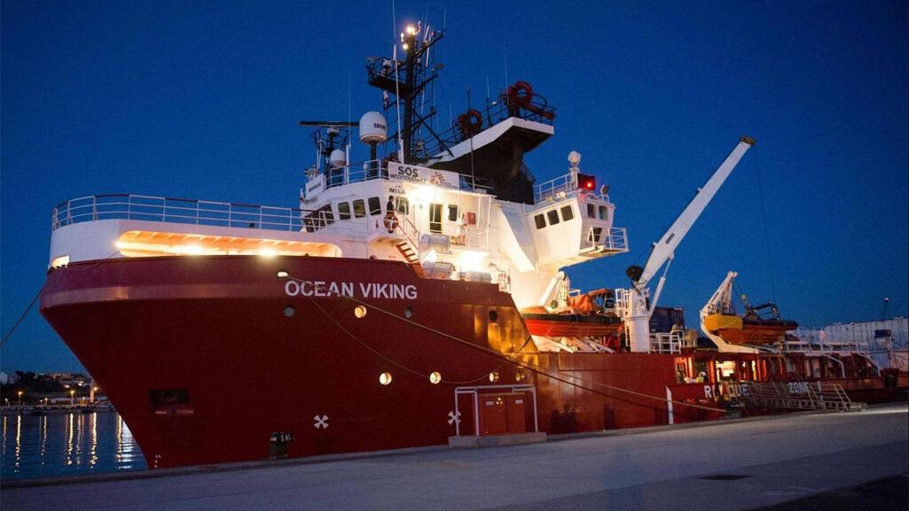 السفينة أوشن فايكنغ-