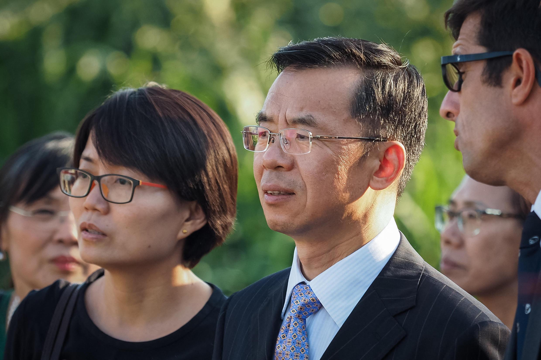 Ambassadeur de la chine en France