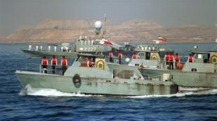 البحرية الايرانية