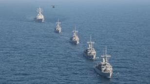 البحرية الأمريكية لمكافحة الألغام