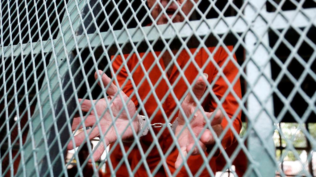 سجين ( صورة تعبيرية)