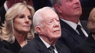 الرئيس الأمريكي الأسبق جيمي كارتر