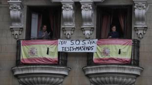 إسبان يطالبون بإجراء فحوصات كثيفة لفيروس كورونا