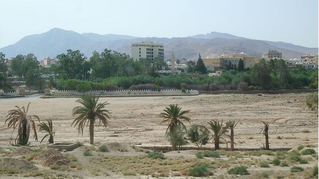 منطقة قفصة، تونس