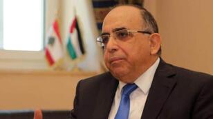 الوزير السابق حسن منيمنة