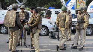 رجال الشرطة في الهند