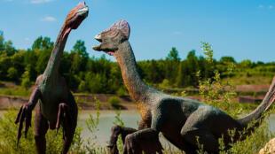 صورة لديناصورات