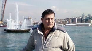 المسرحي والمخرج سعدي يونس بحري