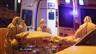 أول حالة إصابة مؤكدة بفيروس كورونا في الجزائر