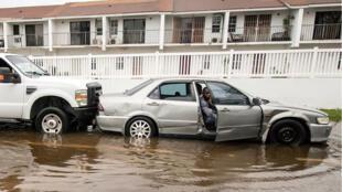 الفيضانات في الباهاماس