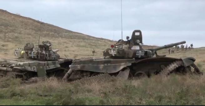 forces azerbaidjan