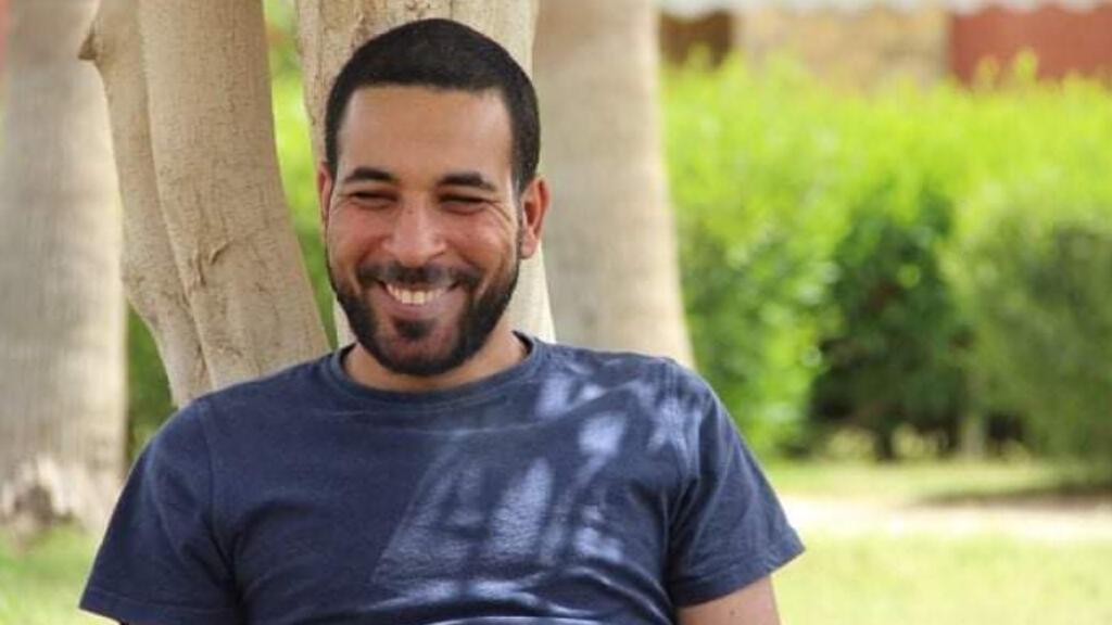 المحرر المصري شادي زلط-