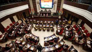 البرلمان الكردي
