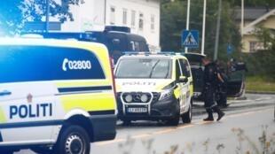 police norvege