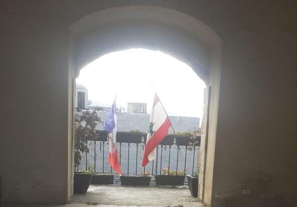 institut_culturel_français_liban_drapeaux