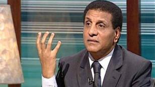 فاروق جعفر نجم ومدرب منتخب مصر لكرة القدم